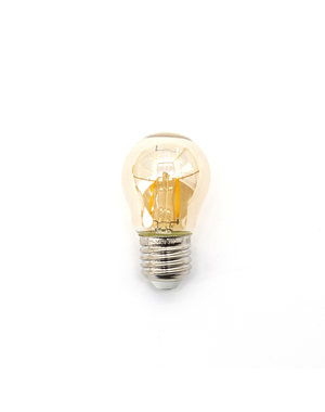 By Boo Lightbulb G45 - 2W not dimmable