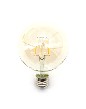 By Boo Lightbulb G95 - 2W not dimmable