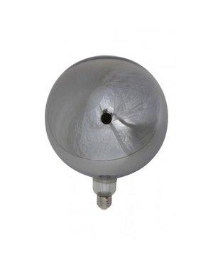 Light & Living Deco LED globe Ø20X28 CM Light 4W smoke E27 dimbaar