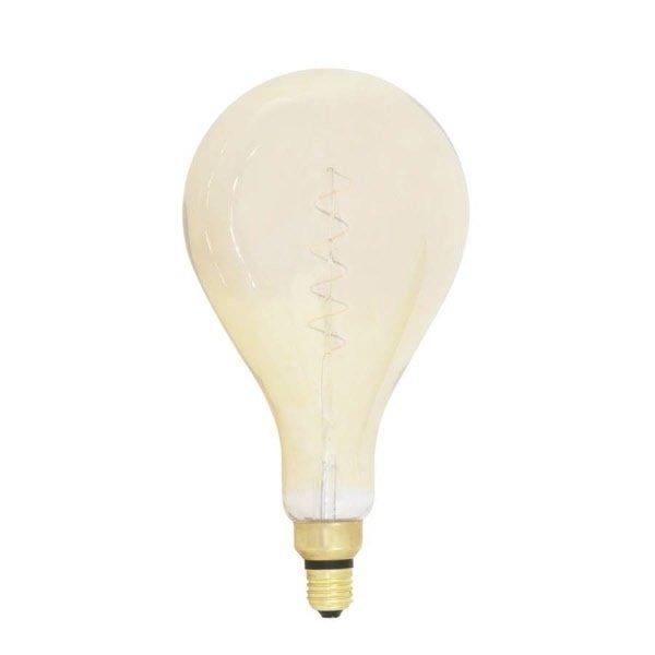 Light & Living Deco LED peer Ø16x32 cm Light 4W amber E27 dimbaar