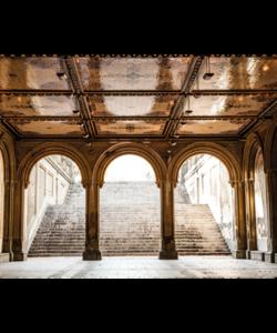 Alu Art | Logan | Terrace Zoom, bogen en trap 120 x 180