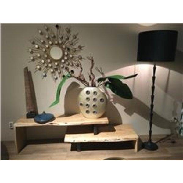 Tower Living TV meubel Urbania Acacia 4 cm dik blad