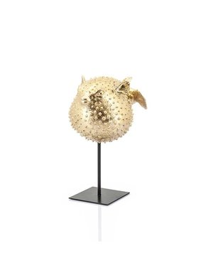 By Boo Ornament Puffy goud - klein of groot