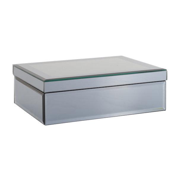 Richmond Interiors  Juwelen box Blacey spiegel smoked glas