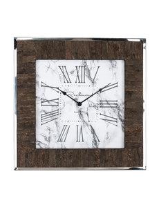 Richmond Interiors  Clock Evan square