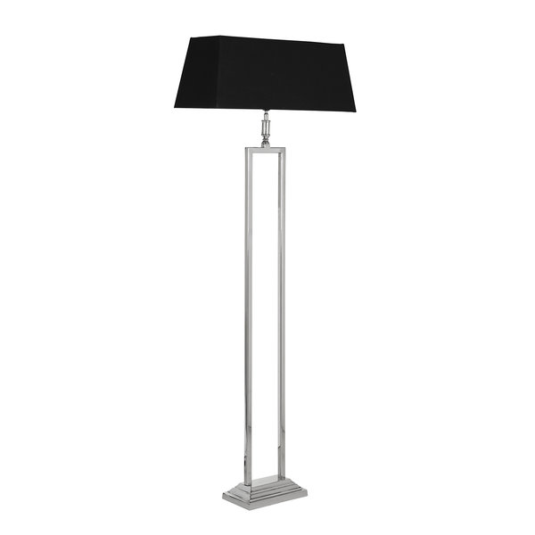 Richmond Interiors  Floorlamp Maia with black shade