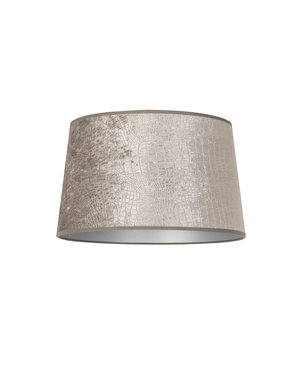 Richmond Interiors Lampshade Marly, Chelsea silver