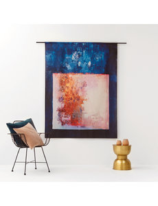 Urban Cotton Abstract in E-mineur
