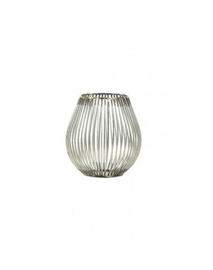 Light & Living Theelicht Ø11x11 cm VENADE antiek zilver