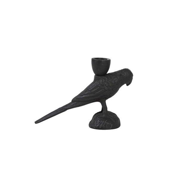 Light & Living Kandelaar 16x6x12 cm BIRD mat zwart