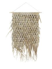 Light & Living Wandornament 65x80 cm KATIOLA palm blad