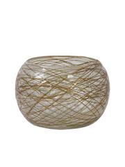 Light & Living Theelicht Ø10x8 cm TYSON helder-goud