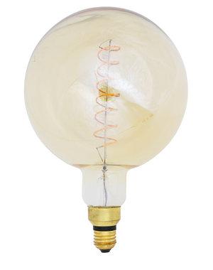 Light & Living Deco LED globe Ø20x28 cm LIGHT 4W amber E27 dimbaar