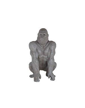 Richmond Interiors Decoratief beeld Gorilla