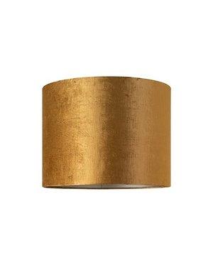 Richmond Interiors Lampenkap goudkleurig Ø 40 cm