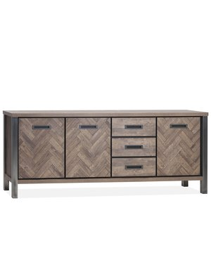 Maxfurn Dressoir Force Mokka groot