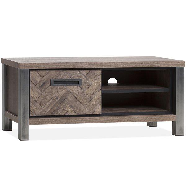 Maxfurn TV meubel Force Mokka 120 cm