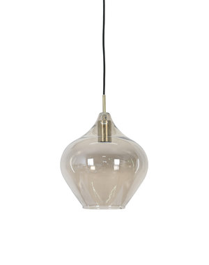 Light & Living Hanglamp RAKEL Antique brass groot