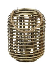 Light & Living Lantaarn NAPOULE Rotan Naturel medium