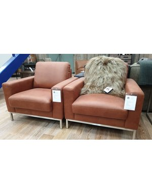 Maxfurn *Showroommodel fauteuil Calvin - zitdiepte 52 cm