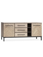 Maxfurn Dressoir Versus Natur medium 181 cm - Showroommodel