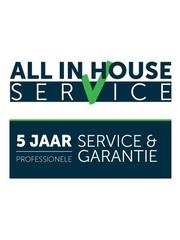 5 jaar All in House garantie