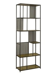 Tower Living Boekenkast Tom Antique brass showroommodel