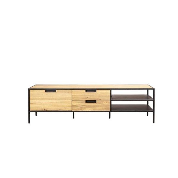 Eleonora Madison light Acacia - TV meubel 160 cm
