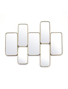 By Boo Spiegel Burly Collection multi mirror