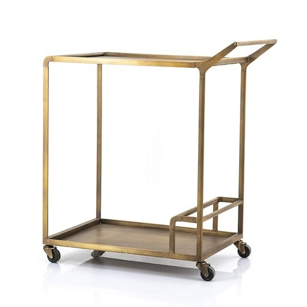 By Boo By Boo trolley Butler goud