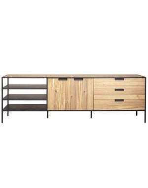 Eleonora Madison light acacia - dressoir