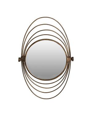 PTMD Spiegel Declan - goudkleurig