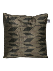 PTMD Kussen Favor dark green Tribal