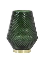 Light & Living Tafellamp LED Ø21x26 cm TOVI glas donker groen