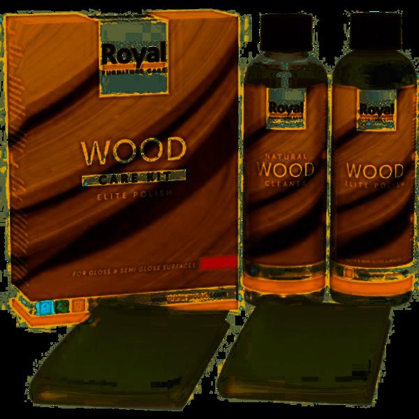 Oranje Wood Care Kit - Elite Polish