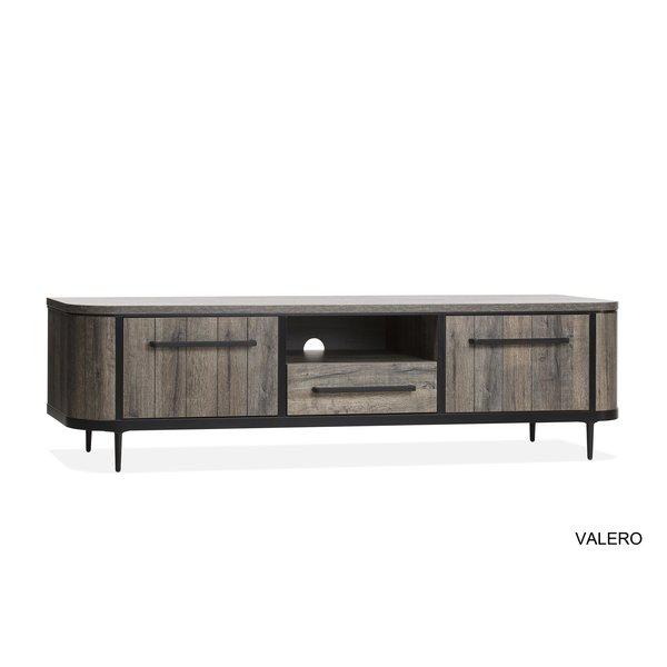 Valero tv kast claywood 2 deur/1 la/1 open