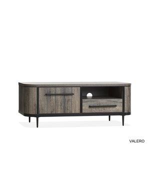 Valero tv kast klein claywood 1 deur/1 la/1 open