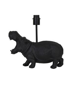 Light & Living Lampvoet 36x14x34 cm HIPPO mat zwart