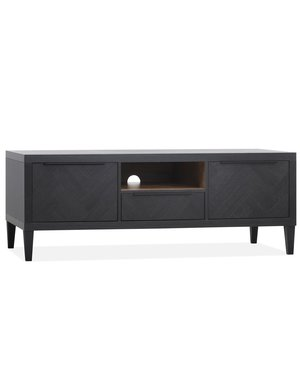 Maxfurn Gamma TV meubel  klein 147 cm visgraat old piano