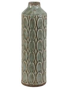 Light & Living Vaas Deco Baluran grijs groen  L