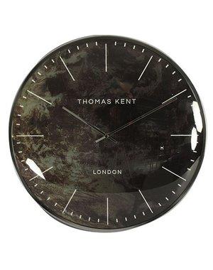 Thomas Kent Klok Thomas Kent Oyster Aubergine/ Zilver - 3 maten