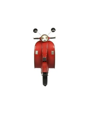 Countryfield Deco scooter LED Vespa rood