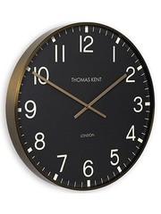 Thomas Kent Klok Clocksmith zwart/goud - in 3 maten leverbaar