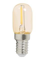 Light & Living LED staaf Ø2x6 cm LIGHT 1W amber E14 dimbaar
