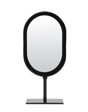 Light & Living Spiegel 16x10x35 cm LURE mat zwart