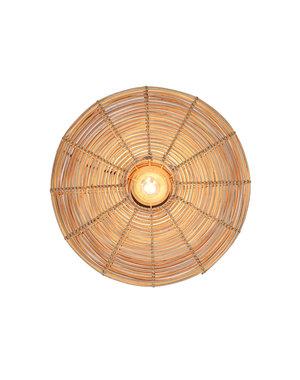 Light & Living Wandlamp Ø51x21 cm MATAKA rotan naturel