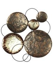 Countryfield Wandversiering Pontus brons