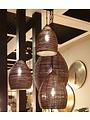 Light & Living Hanglamp NAYLA Brons goud medium