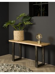 Tower Living Sidetable Urbania Acacia 4 cm dik blad