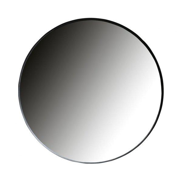 Doutzen spiegel metaal zwart - diverse afmetingen